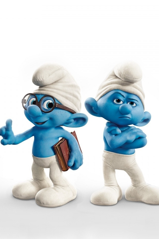 640x960 the smurfs 2 iphone 4 wallpaper