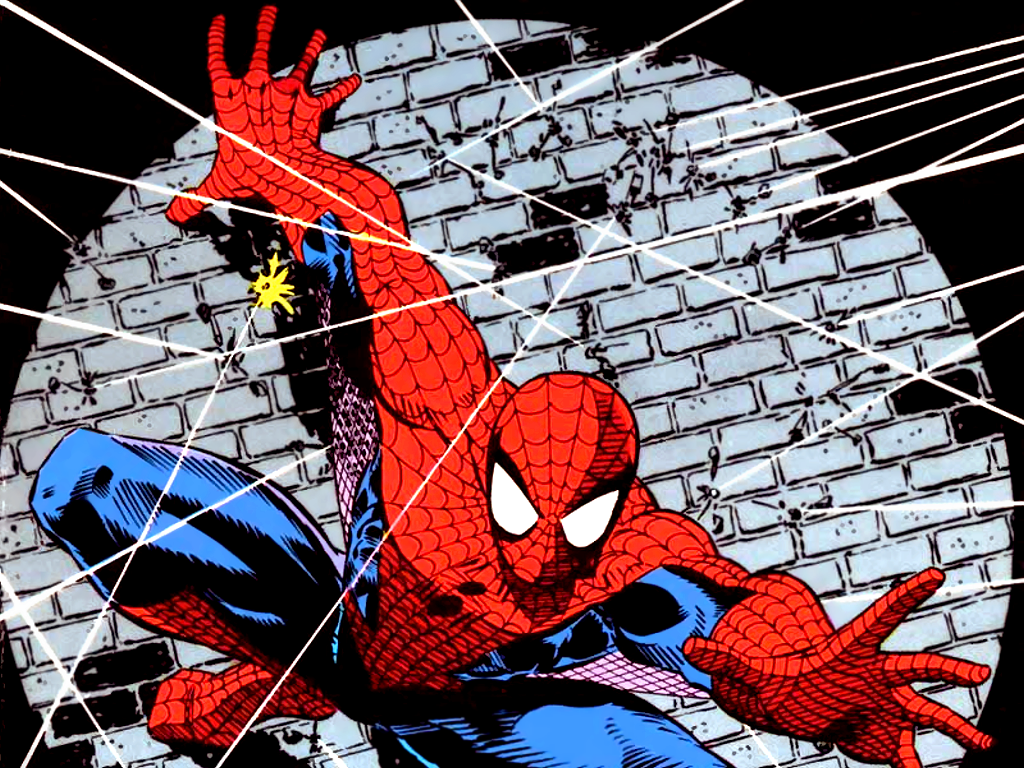 1024x768 The Spectacular Spider Man Desktop PC And Mac