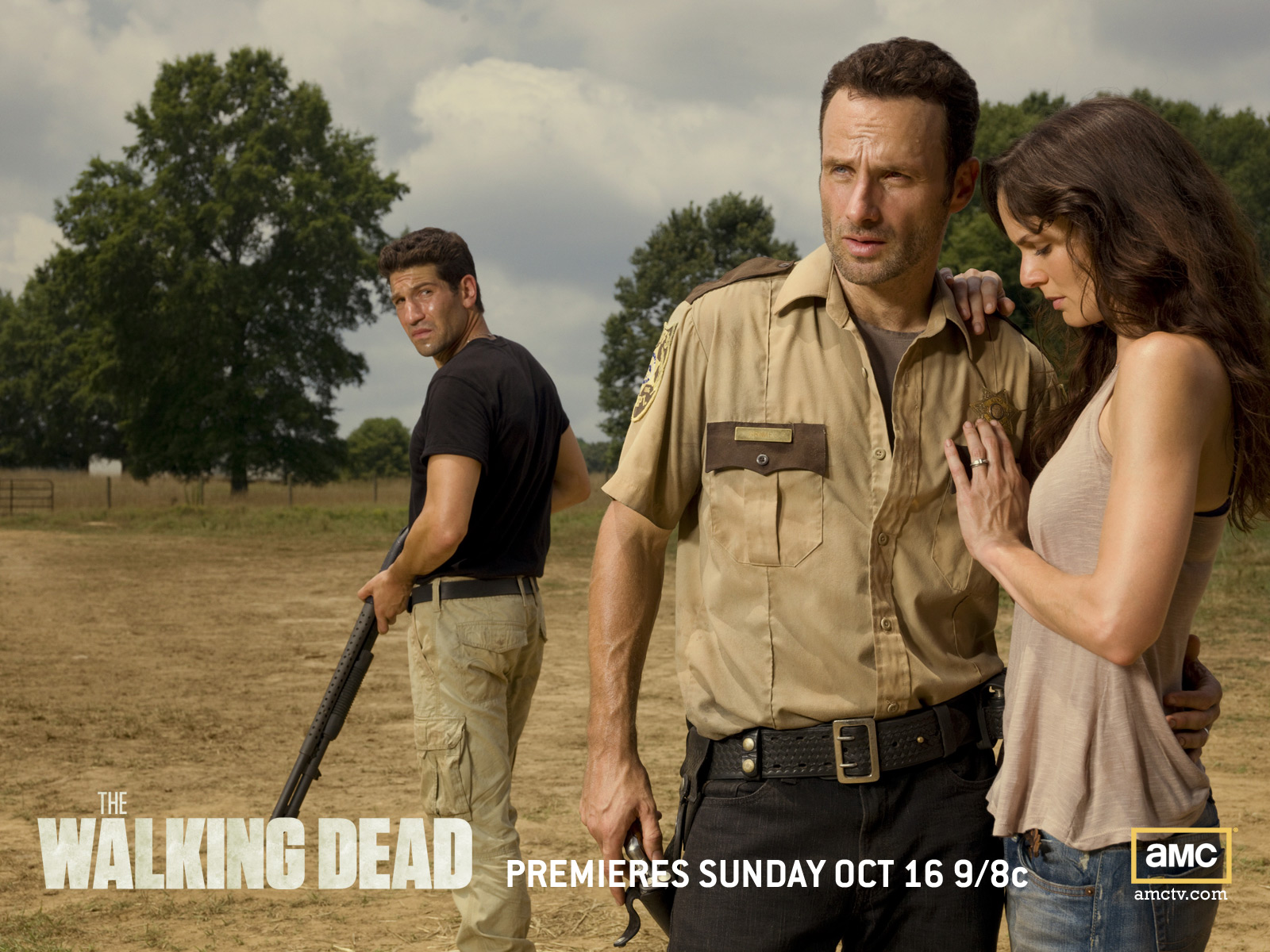 The Walking Dead Main Characters Wallpapers The Walking