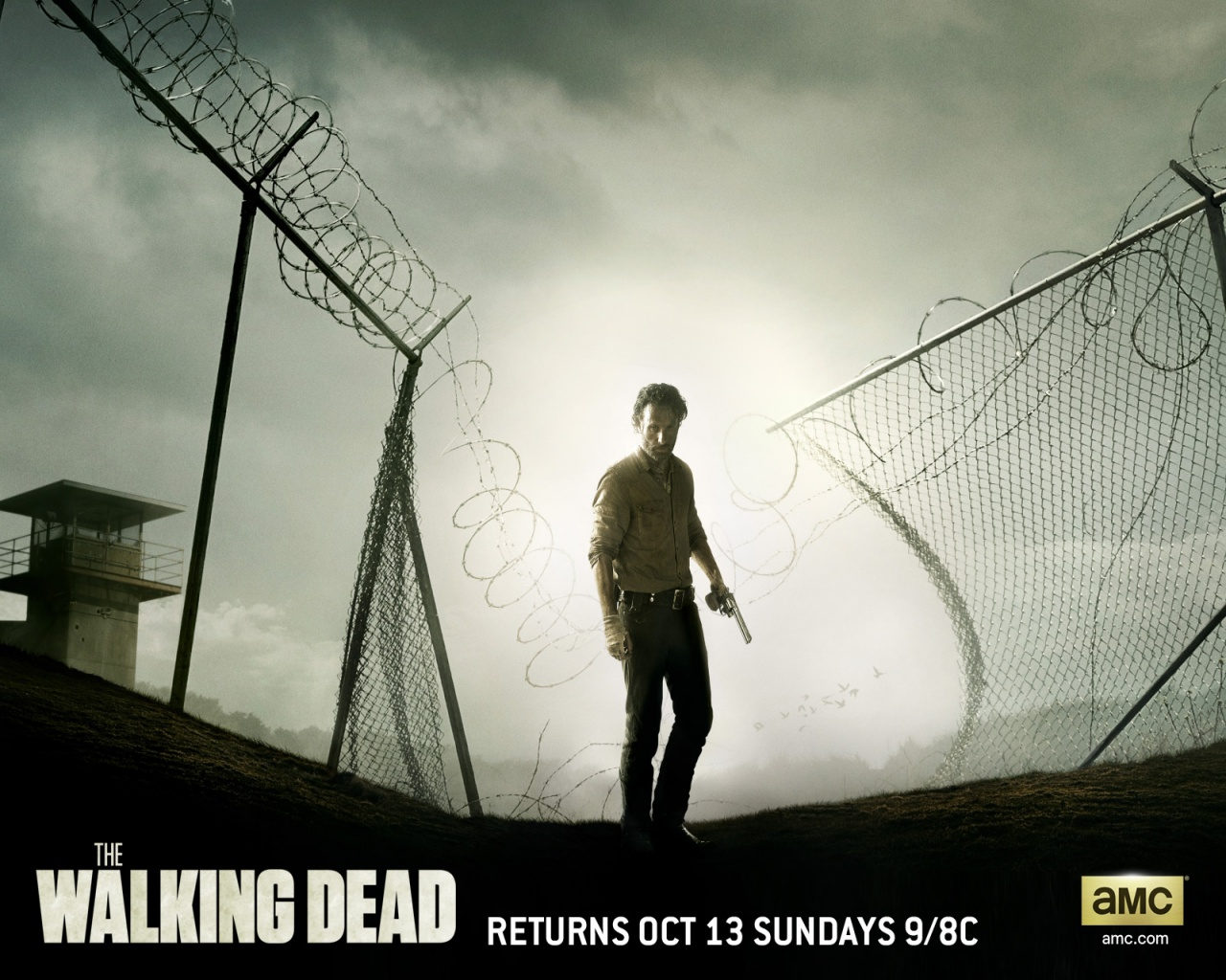 1280x1024 the walking dead - photo #17