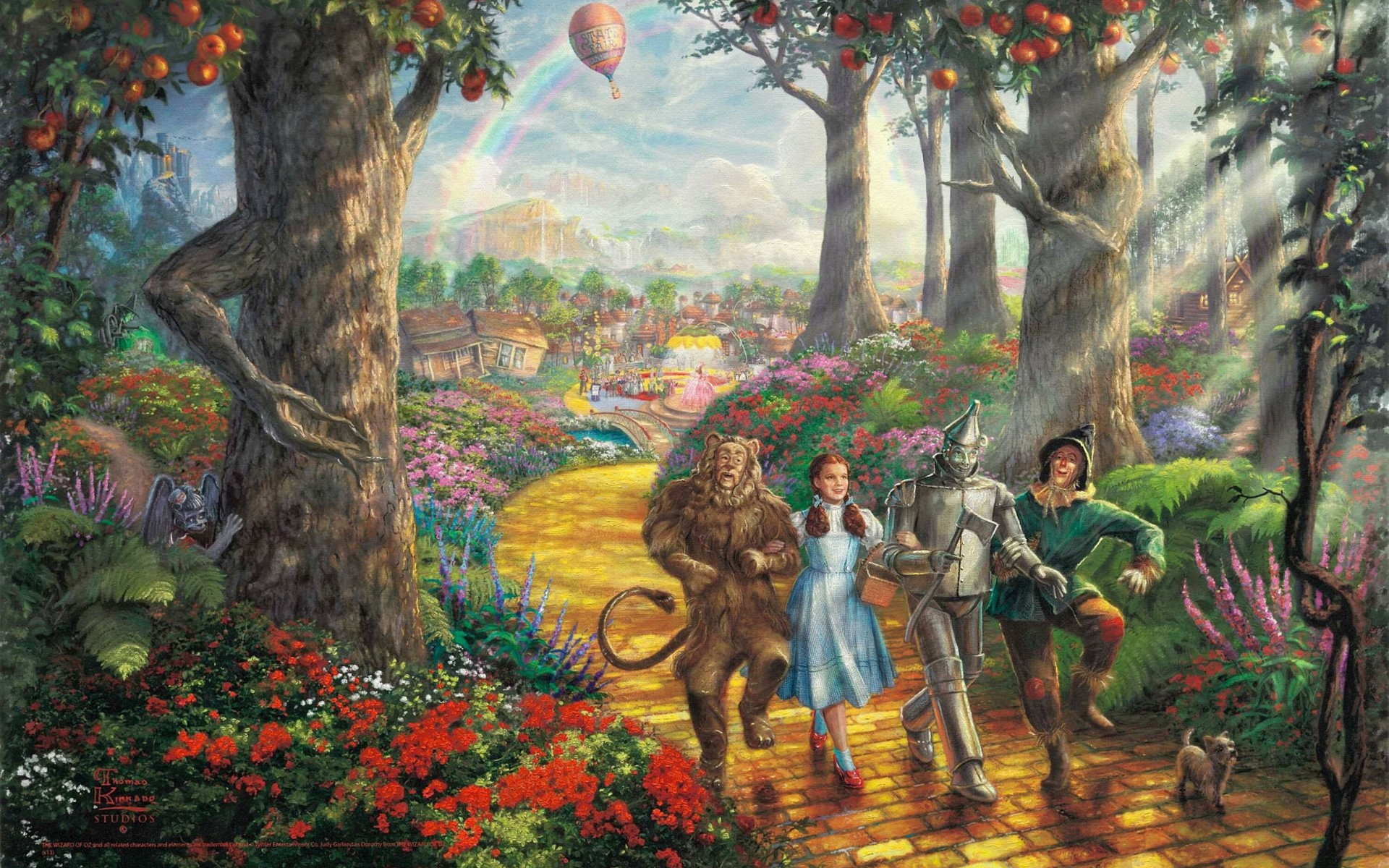 Image The Wizard Of Oz Wallpapers And Stock Photos