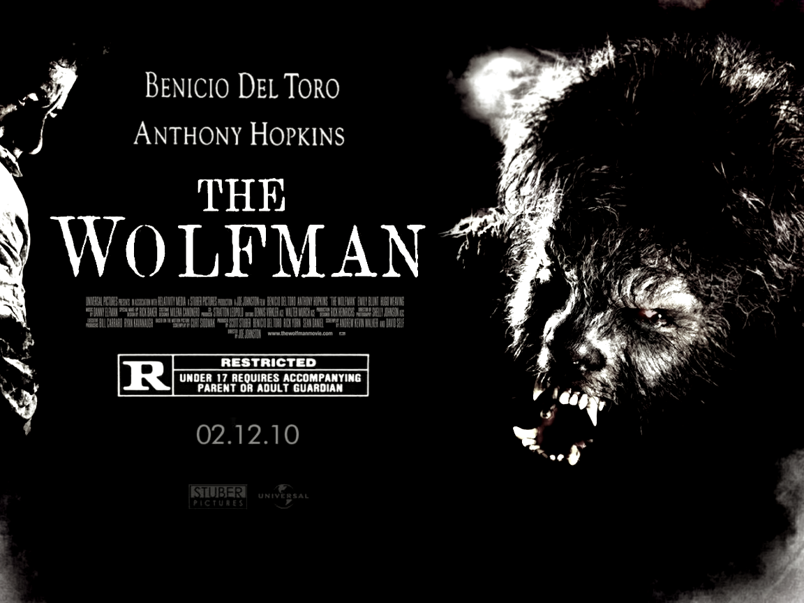 1152x864 the wolfman desktop pc and mac wallpaper