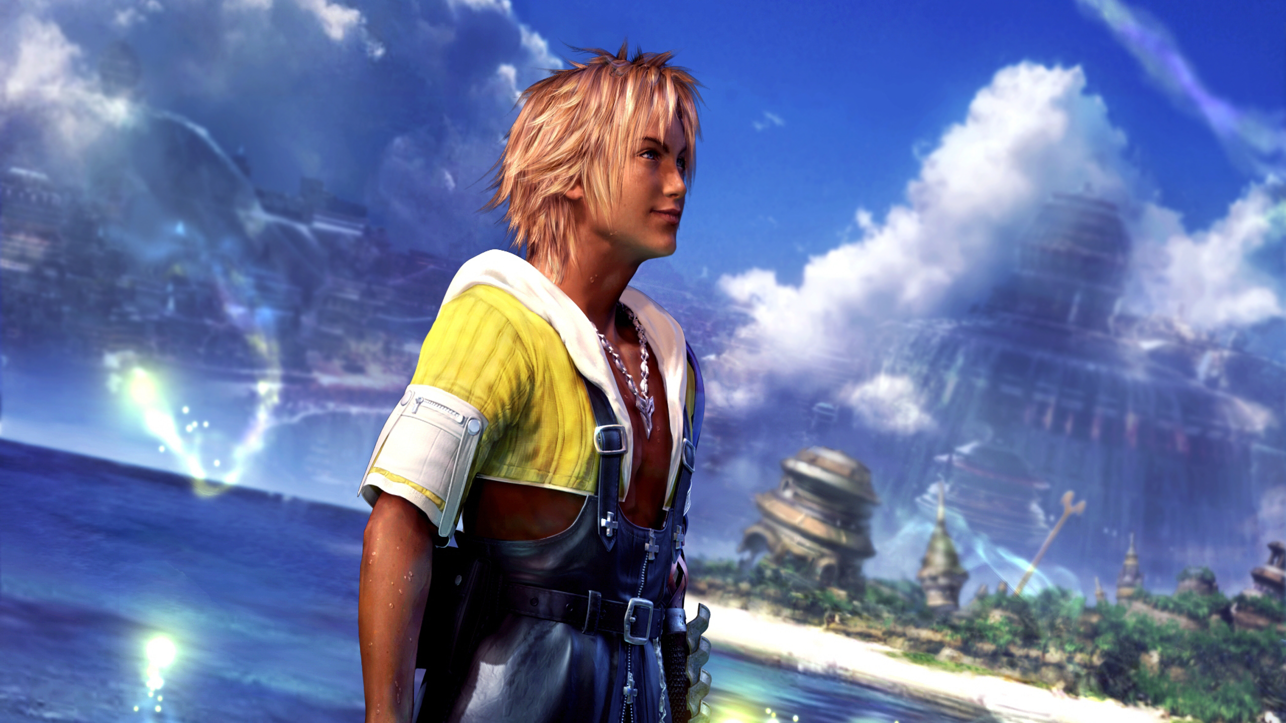2560x1440 Tidus at Bes...