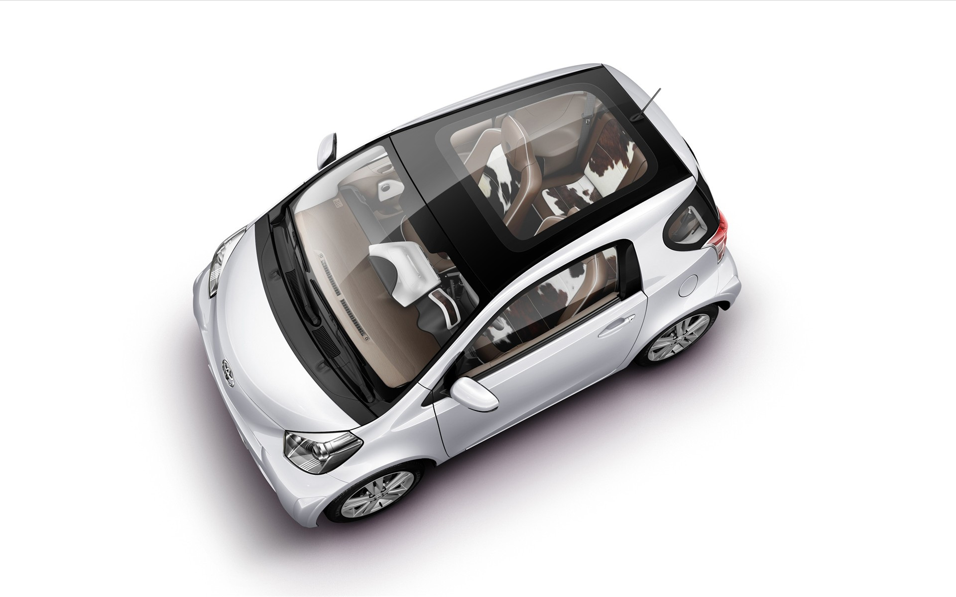 Toyota Iq Wallpapers X