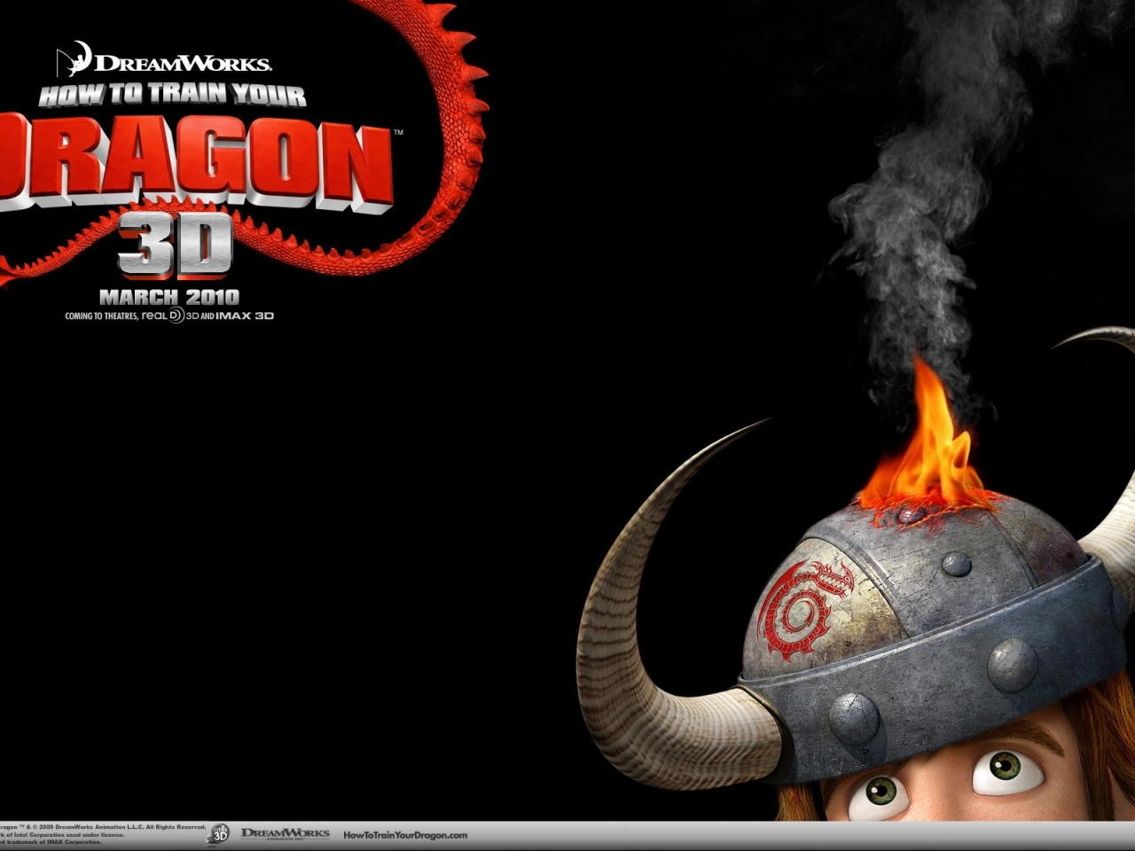 1280x960 Train Your Dragon