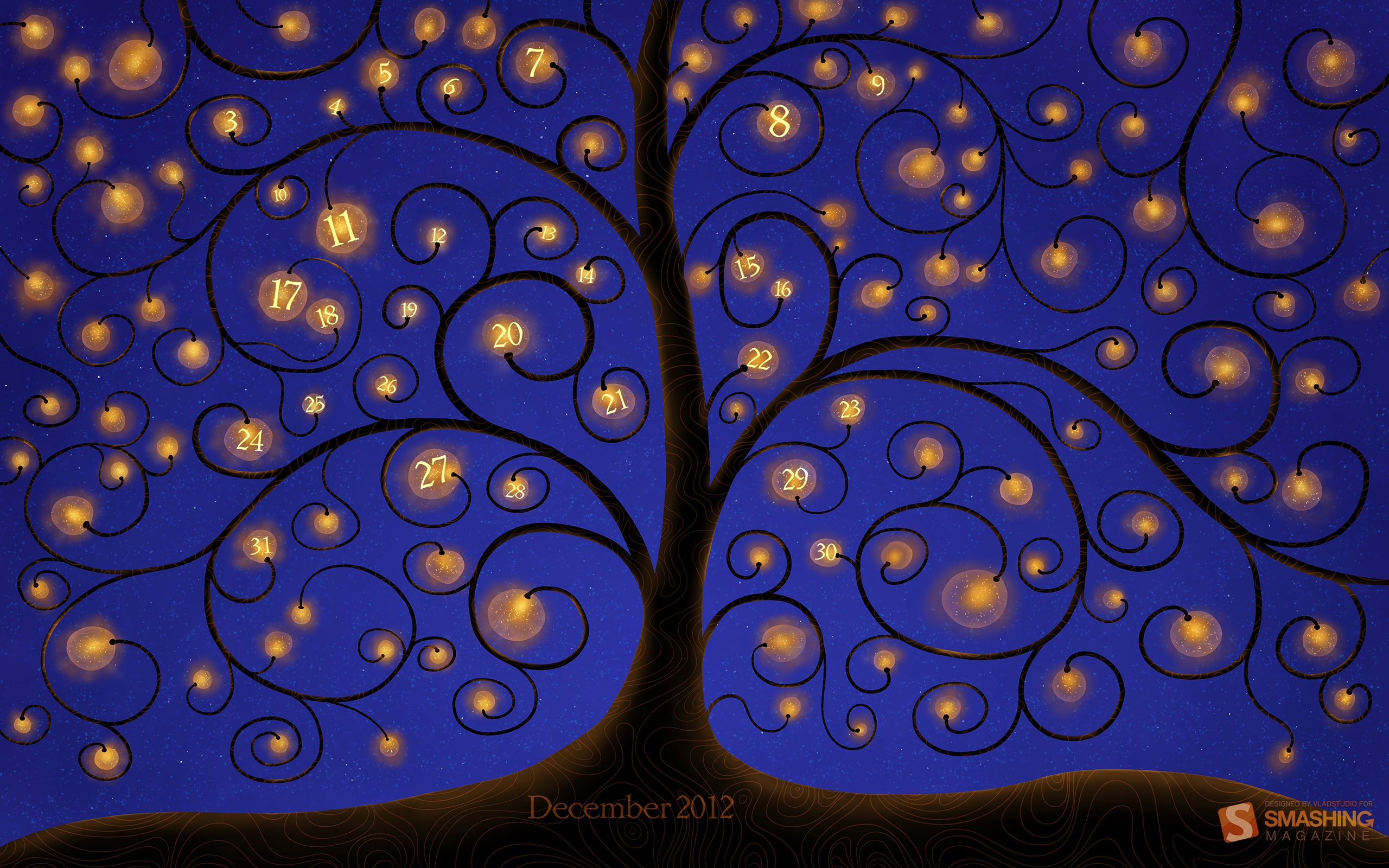 Image: Tree Of Lights Wallpapers And Stock Photos. «