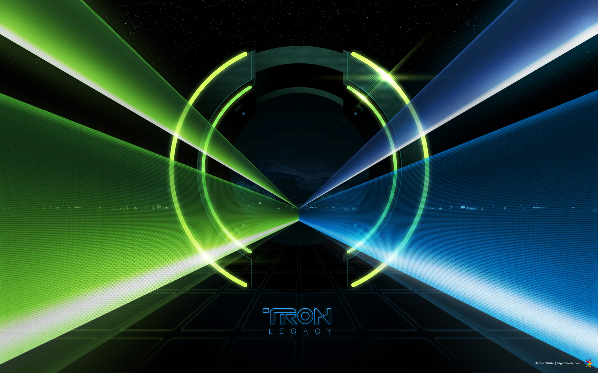 Wallpaper 3d Bike Tron Legacy Download: Tron Legacy Tunnel Wallpapers