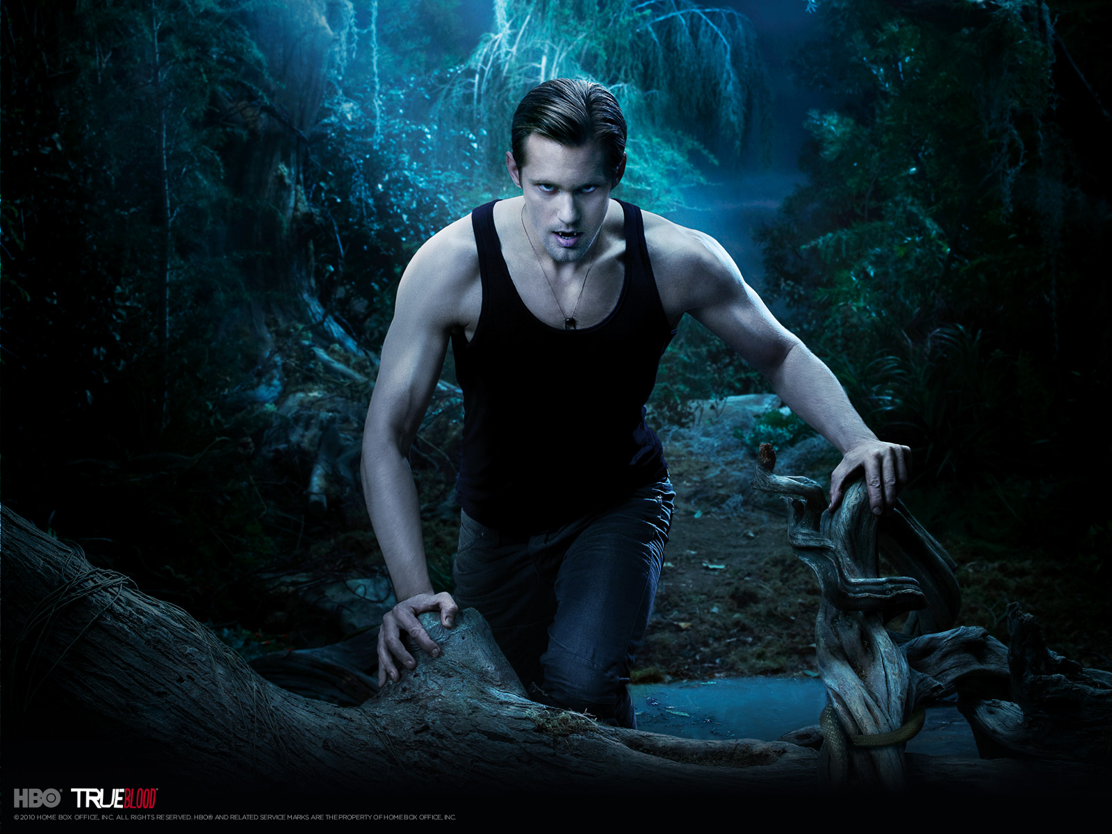Image True Blood Eric Wallpapers And Stock Photos