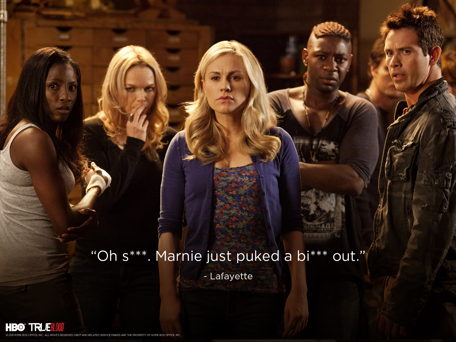 Image True Blood Season 4 Lafayette Wallpapers And Stock Photos
