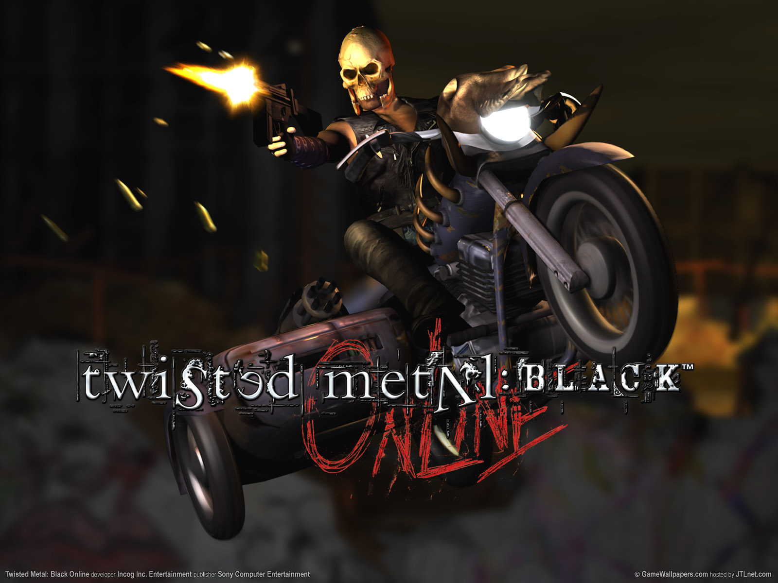 1600x1200 twisted metal black desktop pc and mac wallpaper