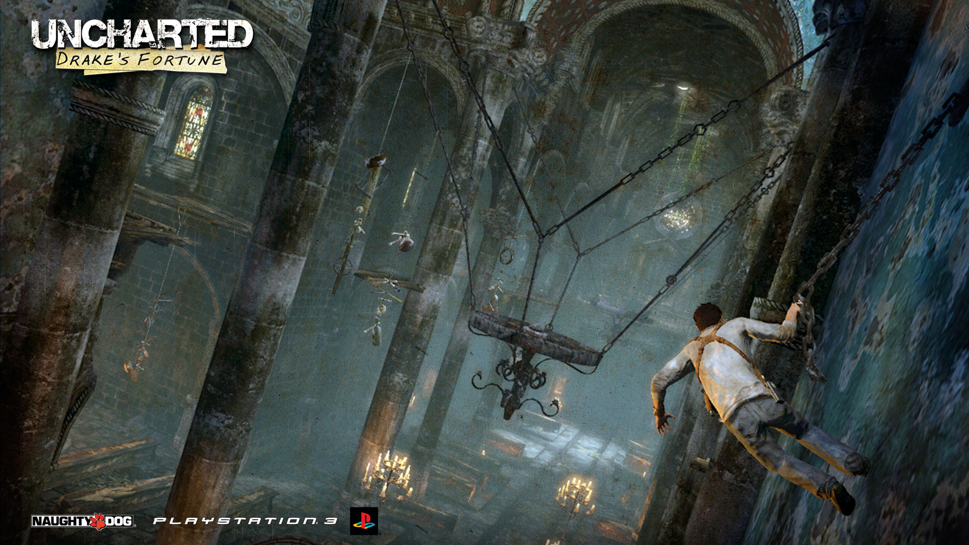 1920x1080 Uncharted Drakes Fortune Desktop PC And Mac Wallpaper
