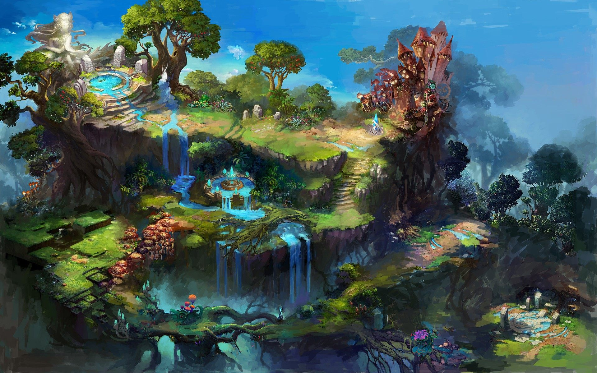 undiscovered paradise wallpapers undiscovered paradise