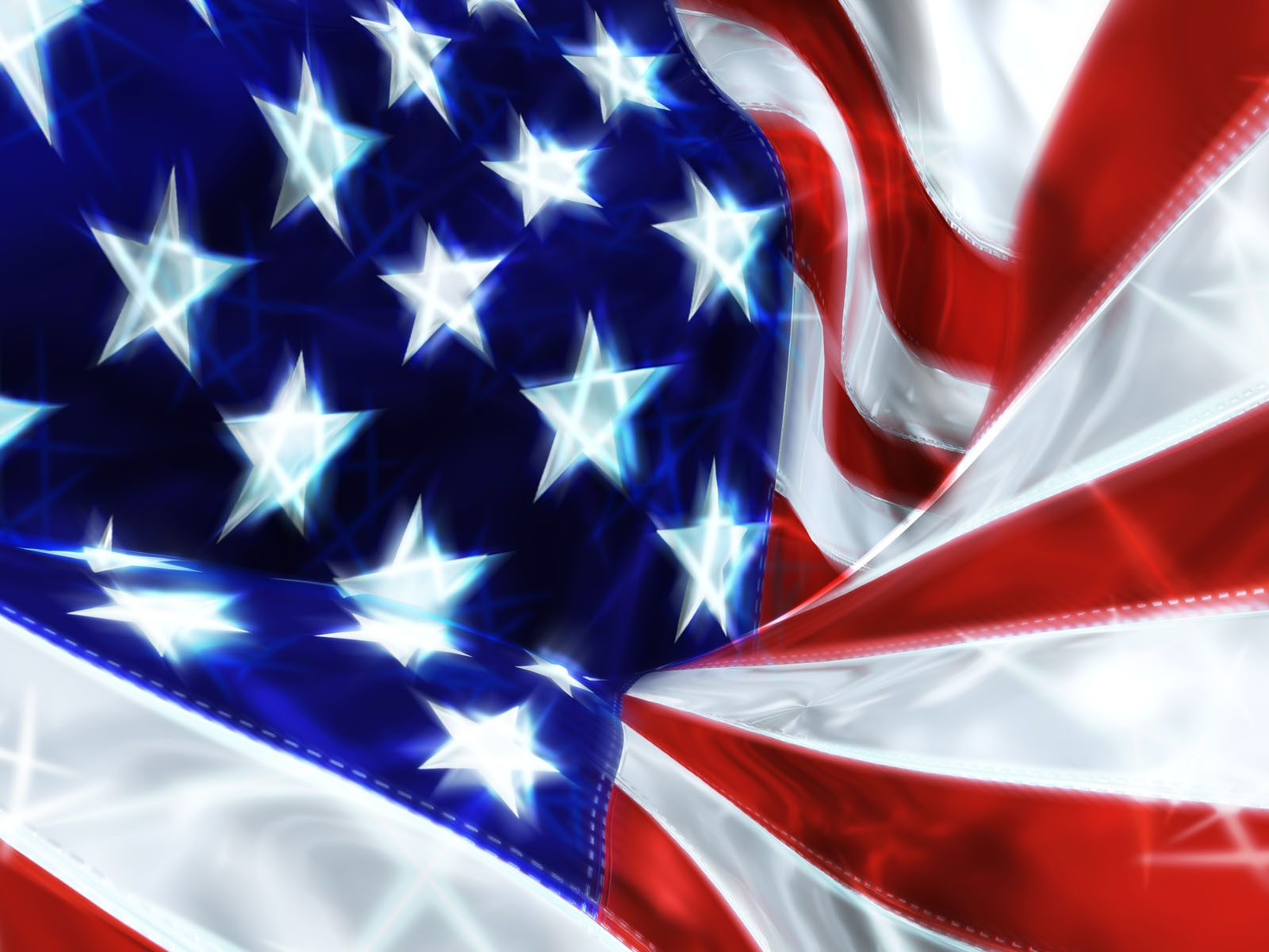us flag header