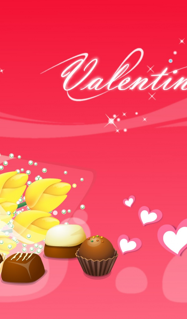 600x1024 Valentines Day, high, quality, resolution