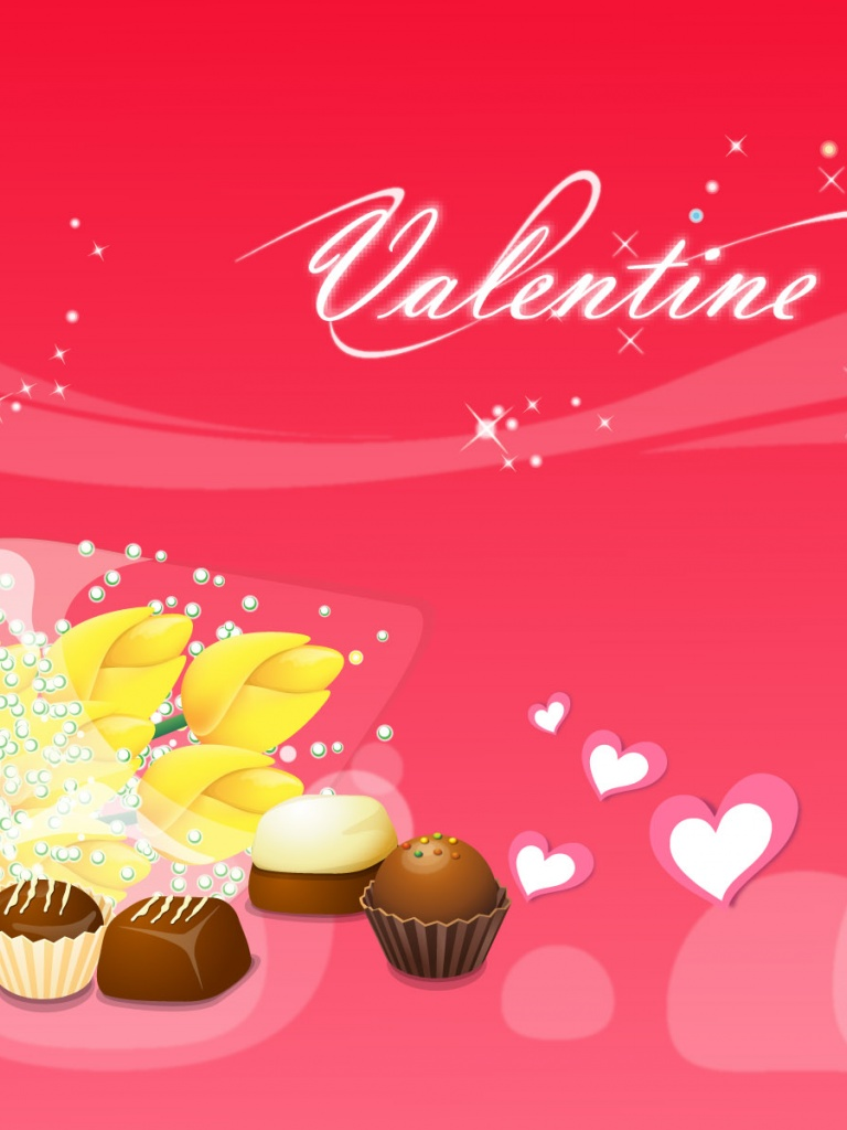 768x1024 Valentines Day, high, quality, resolution