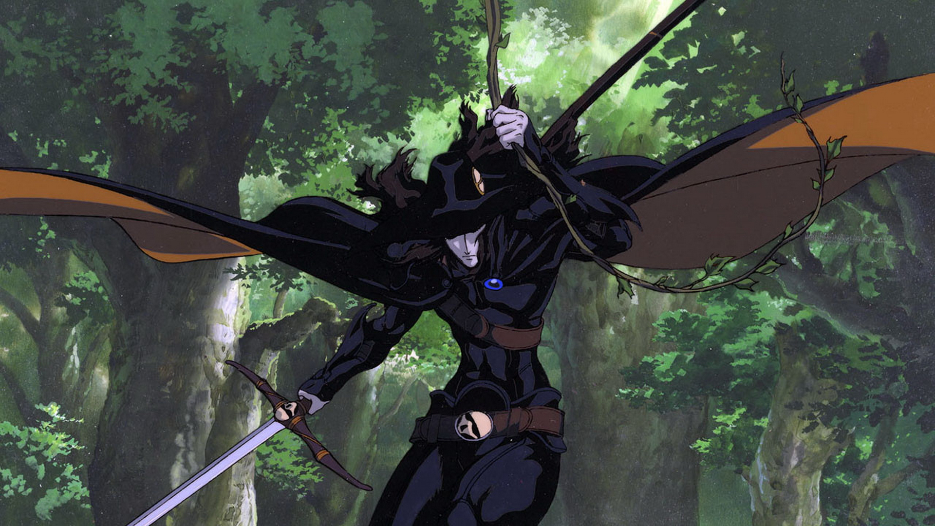 1920x1080 Vampire Hunter D Desktop Pc And Mac Wallpaper