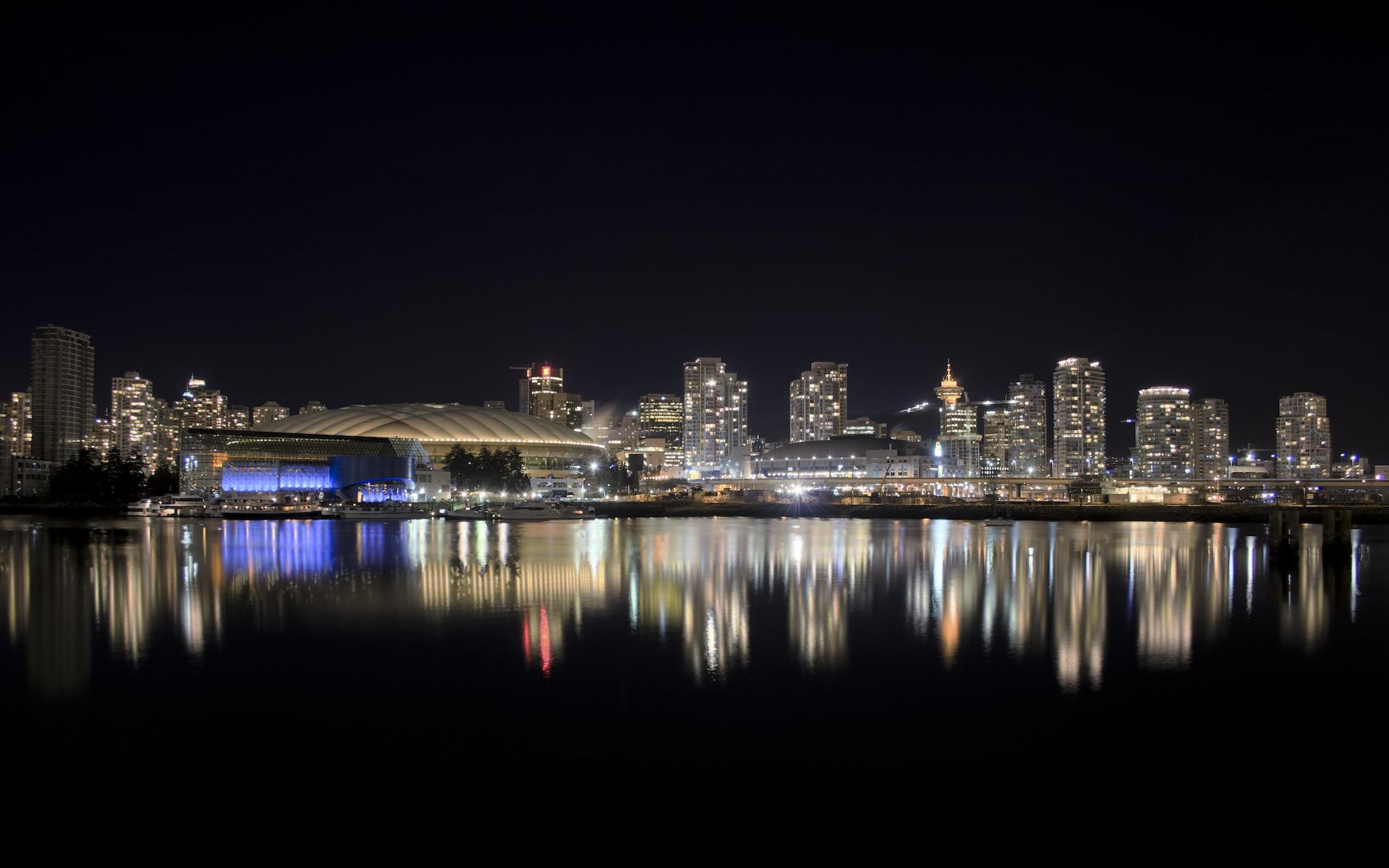 1920x1200 vancouver cityscape desktop pc and mac wallpaper for Home wallpaper vancouver