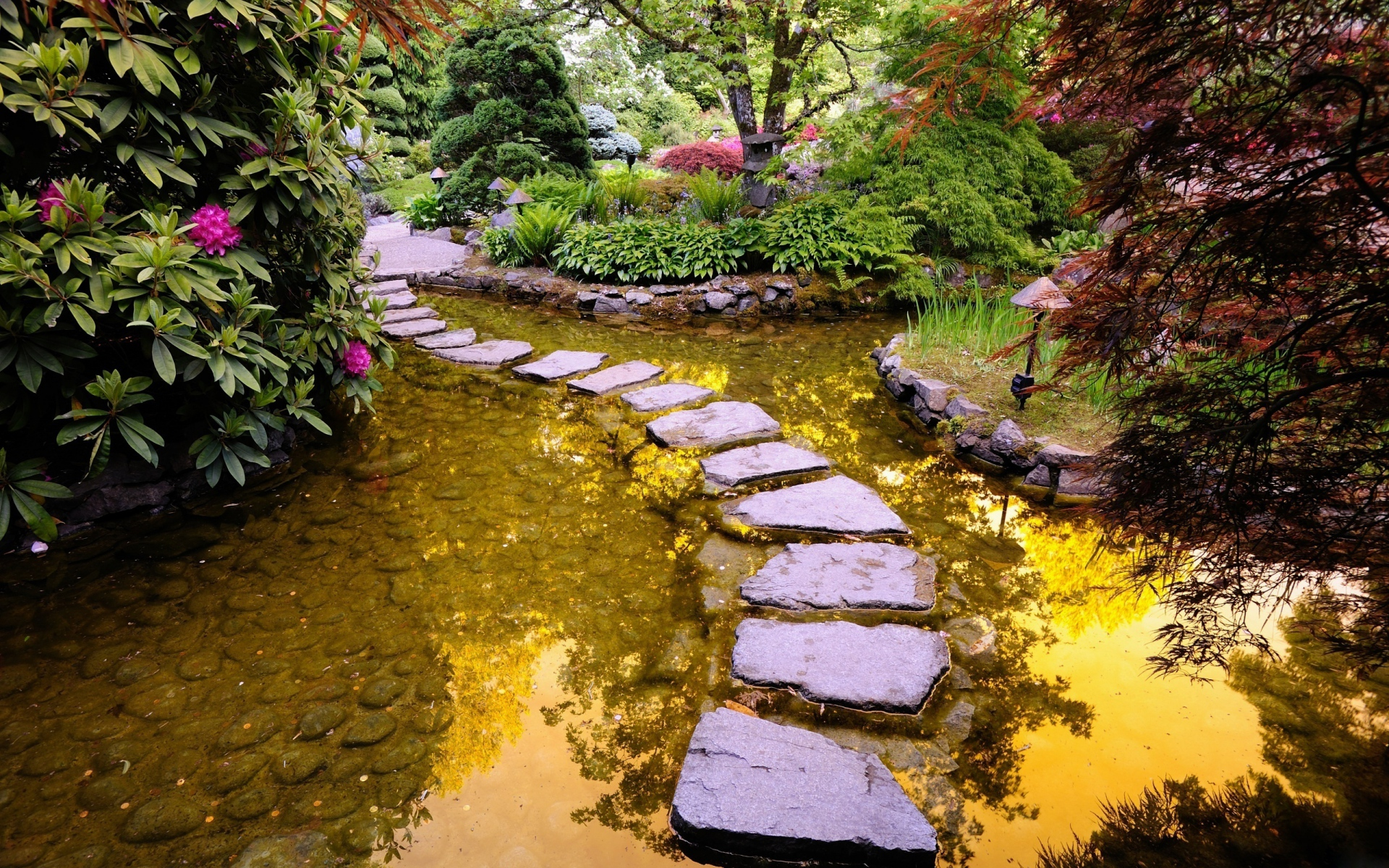 stone path wallpaper - photo #6