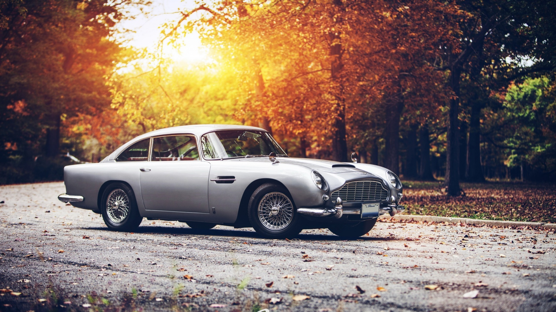 1920x1080 Vintage Aston Martin Db5 Desktop Pc And Mac