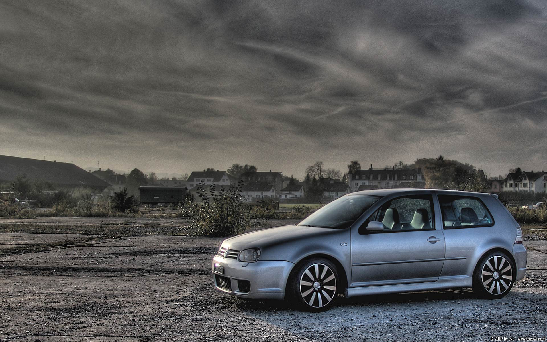 VW Golf IV R32 Wallpapers And Stock Photos