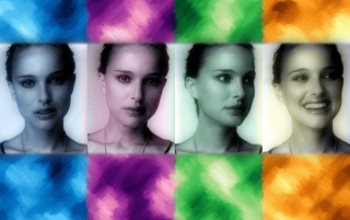 Natalie Portman, una wallpapers and stock photos