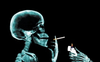 Smoking X ray wallpapers and stock photos