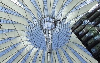 Potsdamer Platz wallpapers and stock photos