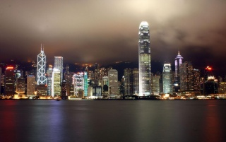 Previous: Hong Kong lights