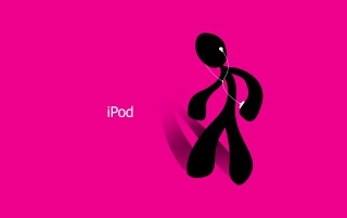 iPod Figur wallpapers and stock photos