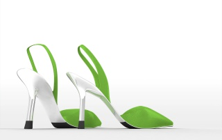 Green Schuhe wallpapers and stock photos