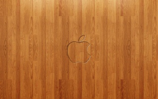Wooden Apple logo wallpapers and stock photos