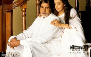 Heema & Amitabh wallpapers and stock photos