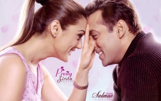 Preity & Salman1 wallpapers and stock photos