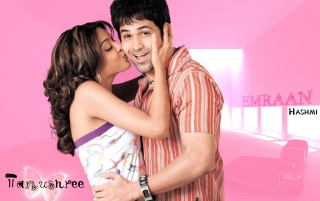 Tanushree & Emraan1 wallpapers and stock photos