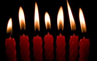Alineados velas wallpapers and stock photos