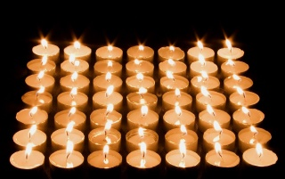 Square candles wallpapers and stock photos