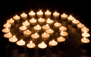 Spiral candles wallpapers and stock photos