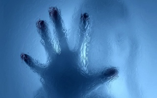 Blue hand wallpapers and stock photos