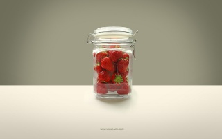 Previous: Strawberries in a jar
