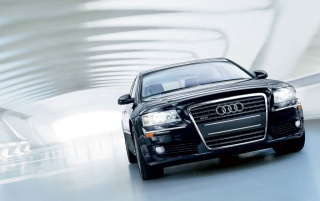 Audi W12 front wallpapers and stock photos