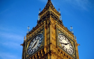 Previous: Big Ben upclose