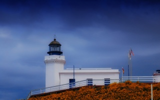 Arecibo Lighthouse wallpapers and stock photos