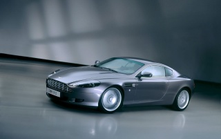 DB9 studio shot wallpapers and stock photos