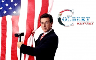 The Colbert Report wallpapers and stock photos