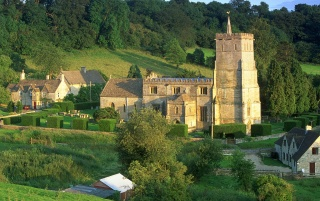 Cotswold Hills wallpapers and stock photos