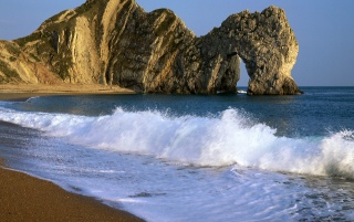 Durdle Door wallpapers and stock photos