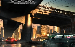 NFS unter der Brücke wallpapers and stock photos