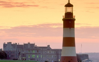 Smeaton's Tower wallpapers and stock photos