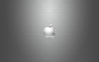 Apple metal plate wallpapers and stock photos