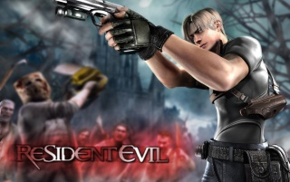 Resident Evil wallpapers and stock photos